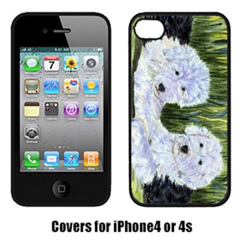 Carolines Treasures SS8282IP4 Old English Sheepdog Cell Phone Cover Iphone4