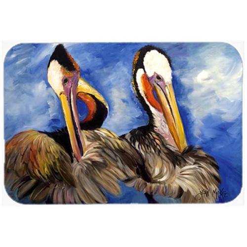 Carolines Treasures JMK1022MP Pelican Brothers Mouse Pad Hot Pad & Trivet