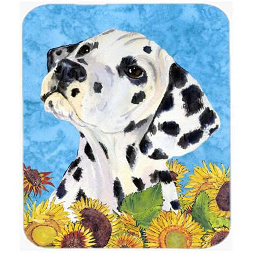 Carolines Treasures SS4126MP Dalmatian Mouse Pad Hot Pad or Trivet