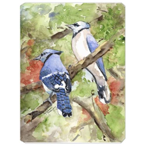 Carolines Treasures KR9009MP 9.5 x 8 in. Bird Blue Jay Mouse Pad