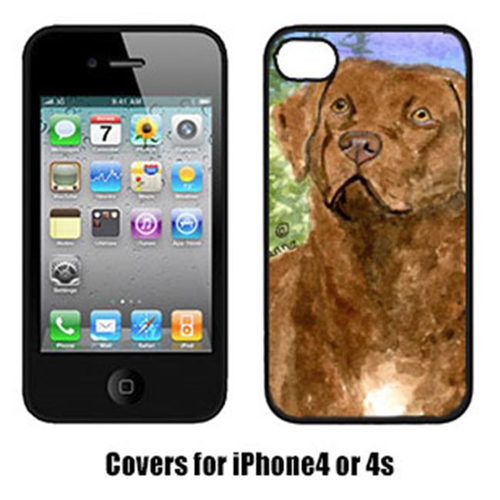 Carolines Treasures SS8933IP4 Chesapeake Bay Retriever Cell Phone Cover Iphone4