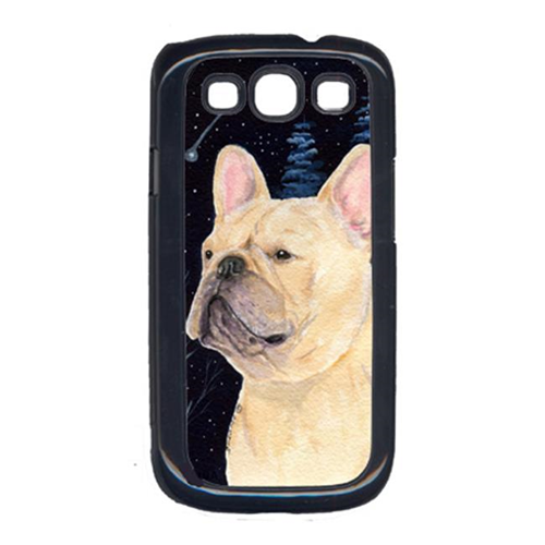 Carolines Treasures SS8441GALAXYSIII Starry Night French Bulldog Galaxy S111 Cell Phone Cover