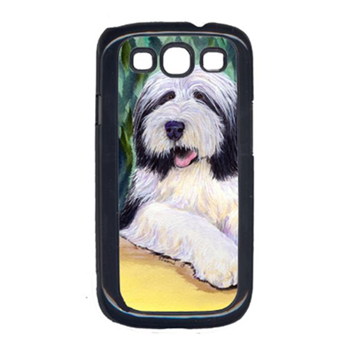 Carolines Treasures SS1038GALAXYSIII Bearded Collie Cell Phone Cover Galaxy S111