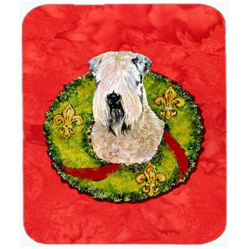 Carolines Treasures SS4178MP Wheaten Terrier Soft Coated Mouse Pad Hot Pad or Trivet