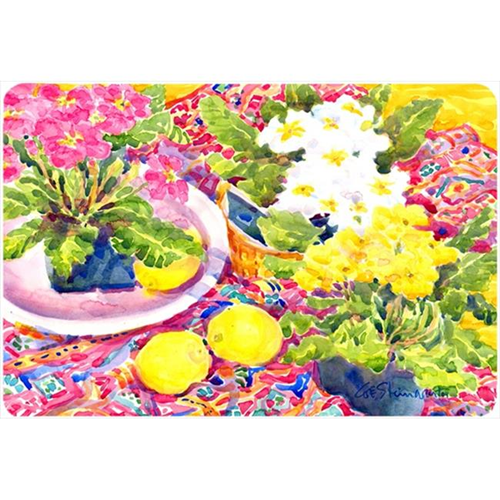 Carolines Treasures 6062MP Flower - Primroses Mouse Pad Hot Pad Or Trivet