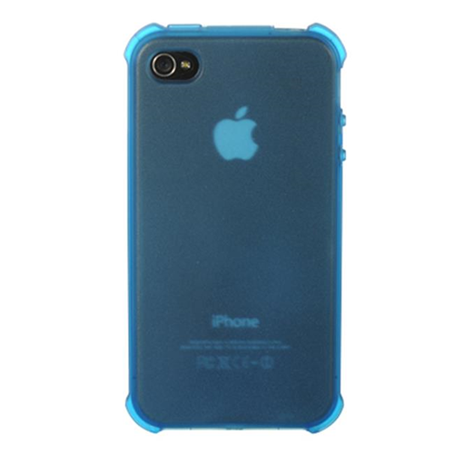 Dreamwireless Skin Case for iPhone 4S; iPhone 4 - Blue
