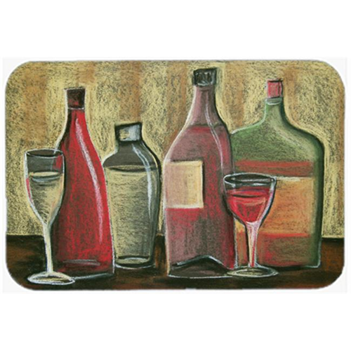 Carolines Treasures BTBU0168MP Wine by Tiffany Budd Mouse Pad Hot Pad or Trivet