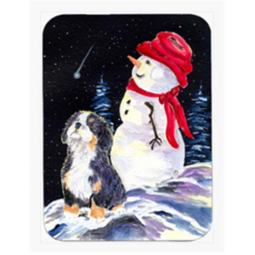 Carolines Treasures SS8575MP Bernese Mountain Dog Mouse Pad & Hot Pad Or Trivet