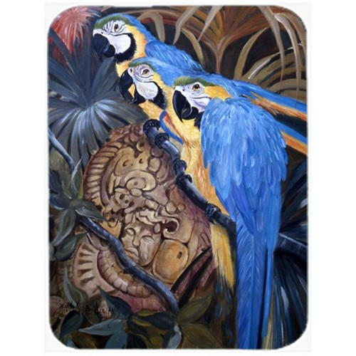 Carolines Treasures JMK1191MP Parrots Mouse Pad Hot Pad & Trivet