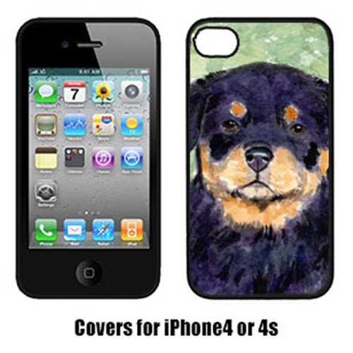 Carolines Treasures SS8929IP4 Rottweiler Cell Phone Cover Iphone4