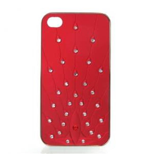 Impecca Fitted Hard Shell Case for iPhone 4; iPhone 4S
