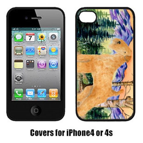 Carolines Treasures SS8168IP4 Lakeland Terrier Cell Phone cover IPhone 4