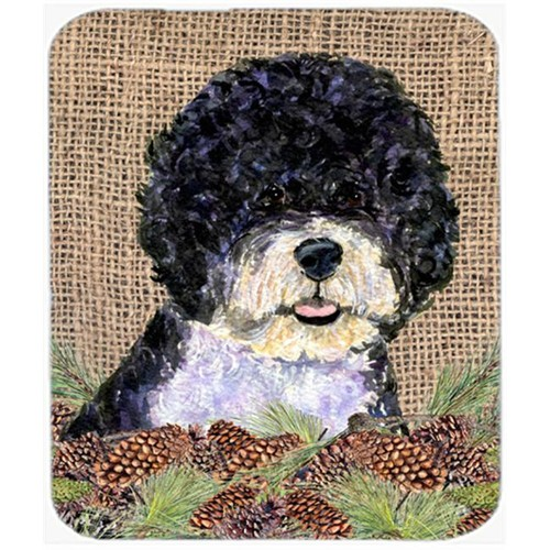 Carolines Treasures SS4081MP Portuguese Water Dog Mouse Pad Hot Pad Or Trivet
