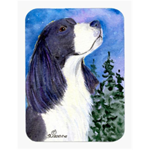 Carolines Treasures SS8985MP English Springer Spaniel Mouse Pad & Hot Pad & Trivet