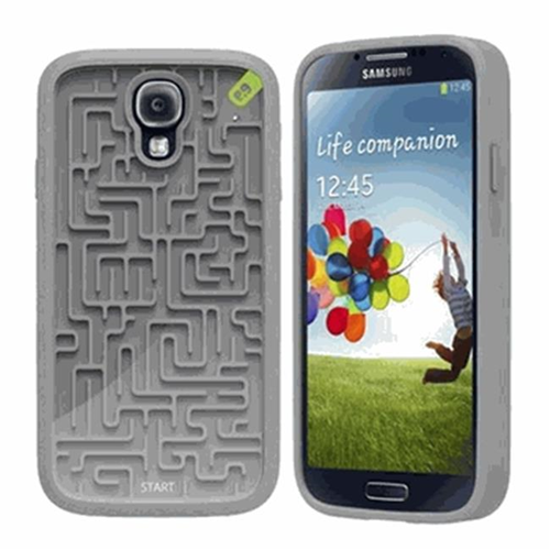 Puregear Fitted Hard Shell Case for Samsung Galaxy S4 - Gray