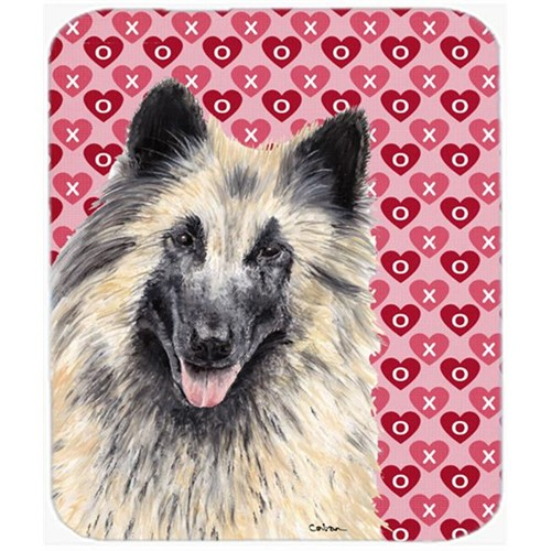 Carolines Treasures SC9247MP Belgian Tervuren Hearts Love And Valentines Day Mouse Pad Hot Pad Or Trivet