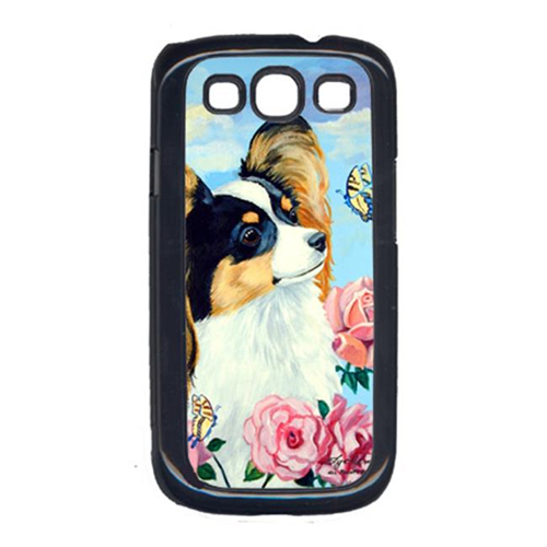Carolines Treasures 7242GALAXYSIII Papillon Cell Phone Cover Galaxy S111