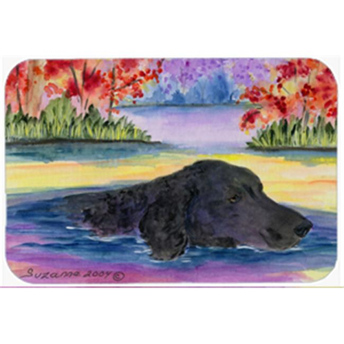 Carolines Treasures SS8043MP Curly Coated Retriever Mouse Pad Hot Pad & Trivet