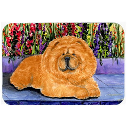 Carolines Treasures SS8601MP Chow Chow Mouse Pad & Hot Pad Or Trivet