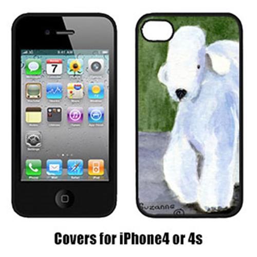 Carolines Treasures SS8683IP4 Bedlington Terrier Iphone4 Cover
