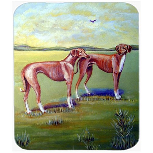 Carolines Treasures 7001MP 9.5 x 8 in. Azawakh Hound Mouse Pad Hot Pad or Trivet