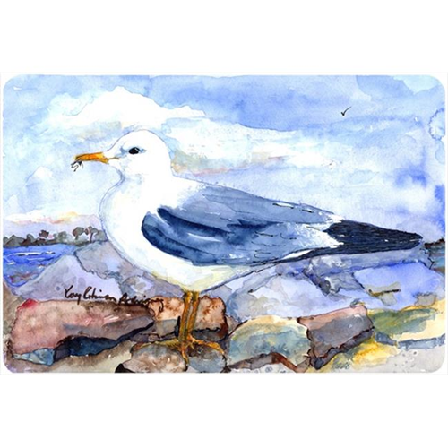 Carolines Treasures KR9043MP Bird - Thayers Gull Mouse Pad Hot Pad Or Trivet
