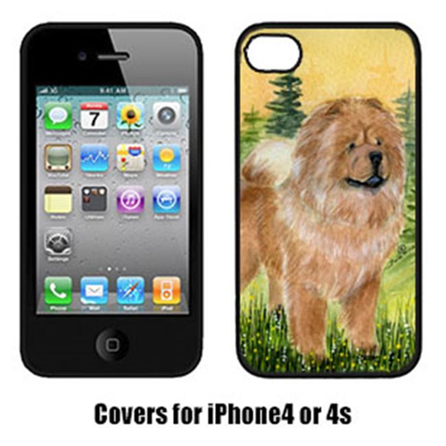 Carolines Treasures SS7004IP4 Chow Chow Iphone 4 Cover