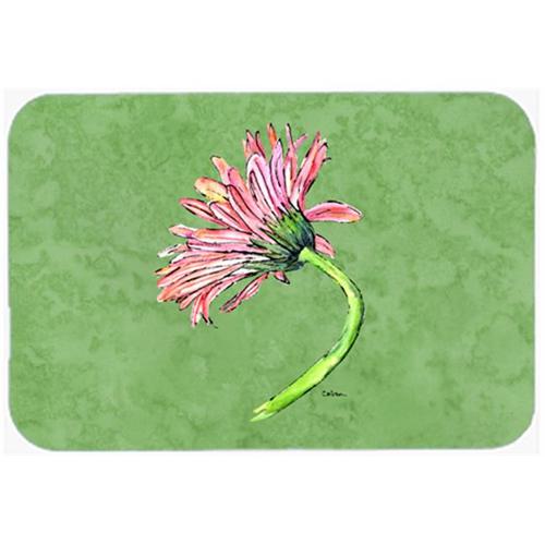 Carolines Treasures 8853MP Gerber Daisy Pink Mouse Pad Hot Pad or Trivet