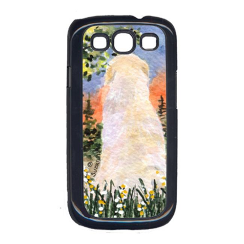 Carolines Treasures SS8820GALAXYSIII Golden Retriever Galaxy S111 Cell Phone Cover