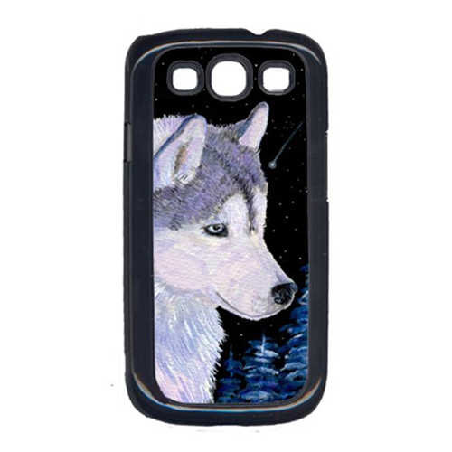 Carolines Treasures SS8617GALAXYSIII Siberian Husky Cell Phone Cover Galaxy S111