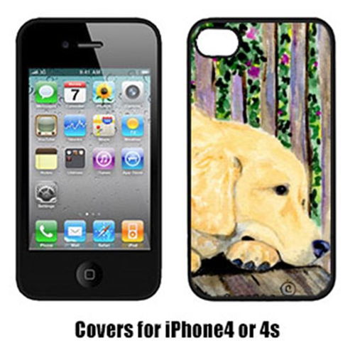 Carolines Treasures SS8756IP4 Golden Retriever Iphone4 Cover