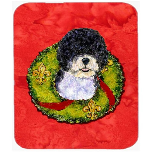Carolines Treasures SS4180MP Portuguese Water Dog Mouse Pad Hot Pad or Trivet