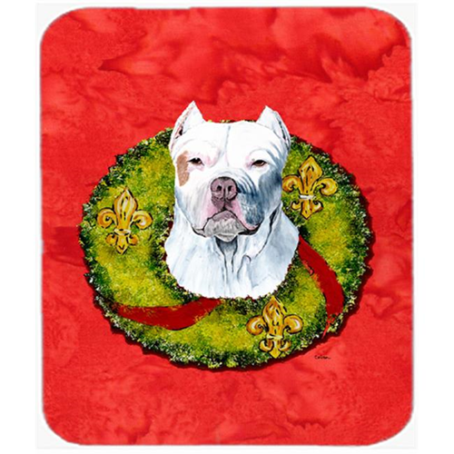 Carolines Treasures SC9083MP Pit Bull Mouse Pad Hot Pad Or Trivet
