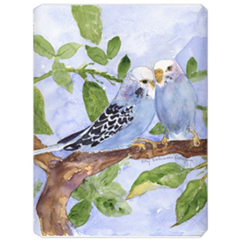 Carolines Treasures KR9005MP 9.5 x 8 in. Bird - Budgie Mouse Pad Hot Pad Or Trivet