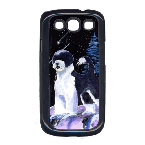 Carolines Treasures SS8399GALAXYSIII Starry Night Portuguese Water Dog Cell Phone Cover Galaxy S111