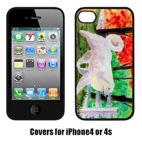 Carolines Treasures SS8472IP4 Great Pyrenees Cell Phone Cover Iphone 4