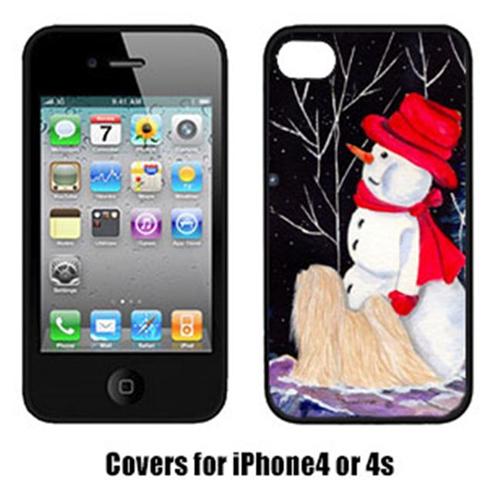 Carolines Treasures SS8644IP4 Lhasa Apso Iphone4 Cover