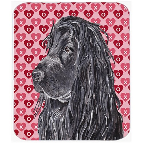 Carolines Treasures SC9555MP 7.75 x 9.25 in. English Cocker Spaniel Valentines Love Mouse Pad Hot Pad or Trivet