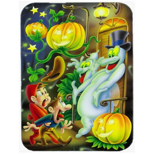 Carolines Treasures APH0933MP Scary Ghosts & Halloween Trick or Treaters Mouse Pad Hot Pad or Trivet