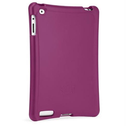 Built NY 213856 Built NY Ergonomic Hardshell Case for All iPads - Raspberry