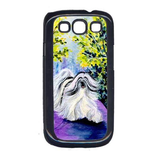 Carolines Treasures SS8643GALAXYSIII Tibetan Terrier Galaxy S111 Cell Phone Cover