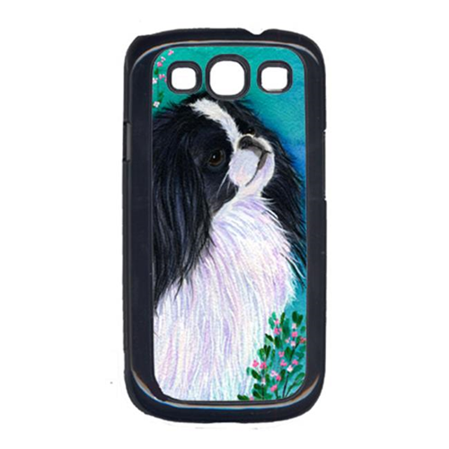Carolines Treasures SS8134GALAXYSIII Japanese Chin Galaxy S111 Cell Phone Cover