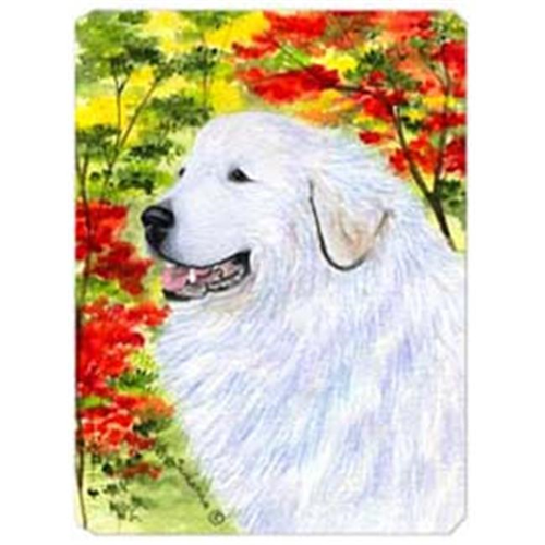 Carolines Treasures SS8235MP Great Pyrenees Mouse Pad Hot Pad & Trivet