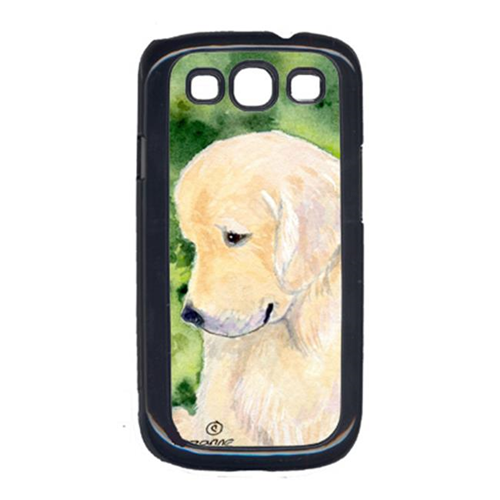Carolines Treasures SS8757GALAXYSIII Golden Retriever Galaxy S111 Cell Phone Cover