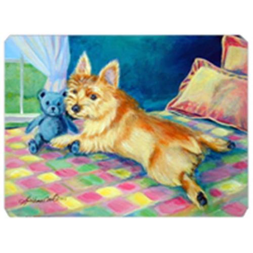 Carolines Treasures 7275MP 8 x 9.5 in. Norwich Terrier Mouse Pad Hot Pad or Trivet