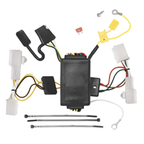 Tow Ready 118510 T-One Connector Assembly With Upgraded Circuit Protected Modulite Module 4 x 5.25 x 8.75 in.