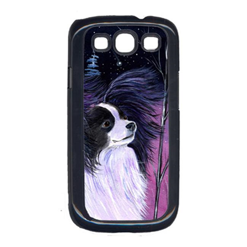 Carolines Treasures SS8377GALAXYSIII Starry Night Papillon Cell Phone Cover Galaxy S111