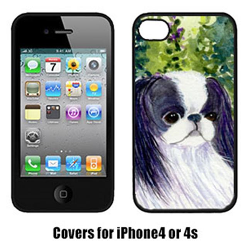 Carolines Treasures SS8730IP4 Japanese Chin Iphone4 Cover