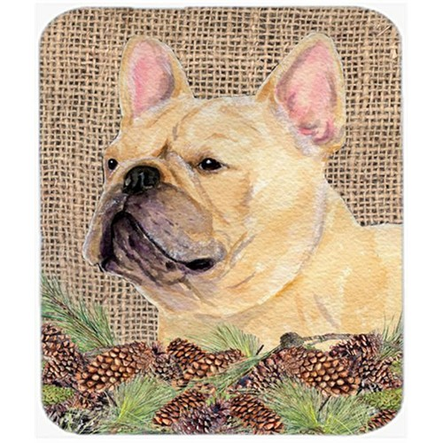Carolines Treasures SS4076MP French Bulldog Mouse Pad Hot Pad Or Trivet