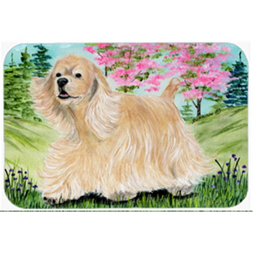 Carolines Treasures SS8189MP Cocker Spaniel Mouse Pad Hot Pad & Trivet